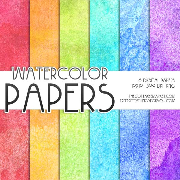 Free-digital-scrapbooking-paper- Water-Color-2